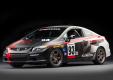 Фото Honda Civic Si Coupe Racecar Compass 360 Racing HPD 2012