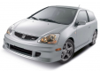 Фото Honda Civic Si Factory Performance Package 2004-2006