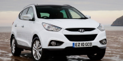 Фото Hyundai ix35 UK 2010