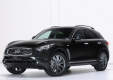 Фото Infiniti FX 50S Concept Car by CRD 2009