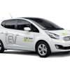 Фото Kia Venga Plug-In Electric Concept 2010