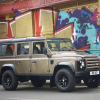Фото Land Rover Defender 110 Station Wagon X-Tech Edition 2011