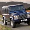 Фото Land Rover Defender 110 Utility Wagon UK 2009