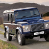 Фото Land Rover Defender 110 Utility Wagon UK 2009