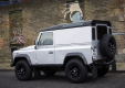 Фото Land Rover Defender 90 Hard Top X-Tech Edition 2011