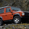 Фото Land Rover Defender Fire 2009