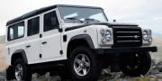 Фото Land Rover Defender Ice 2009