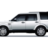 Фото Land Rover Discovery 4 2011