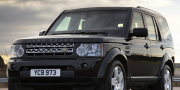 Land Rover Discovery 4 Armoured 2011