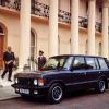Фото Land Rover Range Rover 5 door 1986-1994