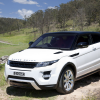 Фото Land Rover Range Rover Evoque Coupe Dynamic 2011