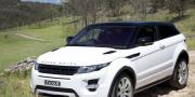 Фото Land Rover Range Rover Evoque Coupe Dynamic 2011