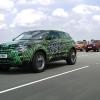 Фото Land Rover Range Rover Evoque Prototype Camo 2010