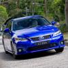 Фото Lexus CT 200h F Sport 2010