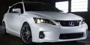 Фото Lexus CT 200h F Sport Concept USA 2010