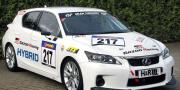 Фото Lexus CT200h Gazoo Racing 2011