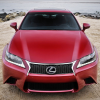 Фото Lexus GS450h F-Sport USA 2012