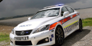 Фото Lexus IS-F Police 2009