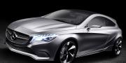Фото Mercedes A-Klasse Concept 2011
