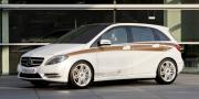Фото Mercedes B-Klasse E-CELL Plus Concept W246 2011