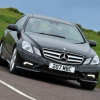Фото Mercedes E-Klasse E500 Coupe AMG Sports Package UK 2009