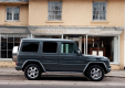 Фото Mercedes G-Klasse G350 BlueTEC W463 UK 2011