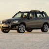 Фото Mercedes GLK-Klasse Off Road Package 2008