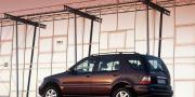 Фото Mercedes M-Klasse ML Facelift 2002