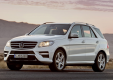 Фото Mercedes M-Klasse ML250 BlueTec 2011