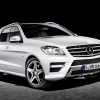 Фото Mercedes M-Klasse ML350 AMG Sports Package 2011
