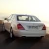 Фото Mercedes S-klasse Hybrid S400 2009