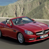 Фото Mercedes SLK-Klasse 350 AMG Sports Package R172 2011