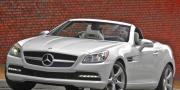 Фото Mercedes SLK-Klasse 350 USA 2011