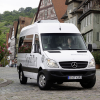 Фото Mercedes Sprinter BlueEfficiency 2009