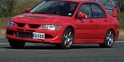 Фото Mitsubishi Lancer Evolution VIII FQ 300 2004