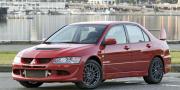 Фото Mitsubishi Lancer Evolution VIII MR 2004