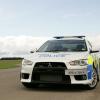 Фото Mitsubishi Lancer Evolution X Police 2008