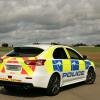 Фото Mitsubishi Lancer Sportback UK Police 2009