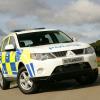 Фото Mitsubishi Outlander UK Police 2008