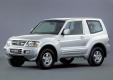 Фото Mitsubishi Pajero 1997-2006