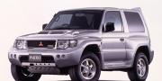 Фото Mitsubishi Pajero Evolution 1997-1999