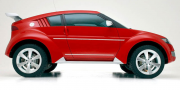 Фото Mitsubishi Pajero Evolution Concept 2006
