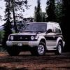 Фото Mitsubishi Pajero Metal Top Japan 1991-1999