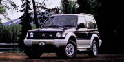 Фото Mitsubishi Pajero Metal Top Japan 1991-1999