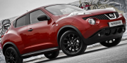 Фото Nissan Juke Kuro Red Limited Edition 2011