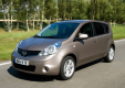 Фото Nissan Note UK 2008