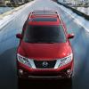 Фото Nissan Pathfinder Concept 2012