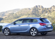 Фото Opel Astra Sports Tourer 2010