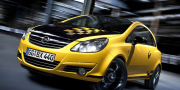 Фото Opel Corsa Color Race Sprints 2010