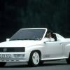 Фото Opel Corsa Spider Concept 1982